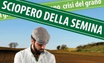 """Crisi del grano:contro i prezzi bassi la Cia lancia lo """"sciopero della semina"""""""