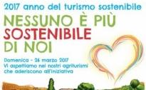 Agriturismo, il 26 marzo XI giornata nazionale