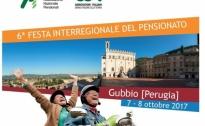 Festa del pensionato 2017 - Gubbio 7,8 ottobre