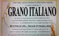 Addio grano italiano?!