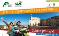 A Gubbio il 7 e 8 ottobre la festa del pensionato interregionale ANP-CIA